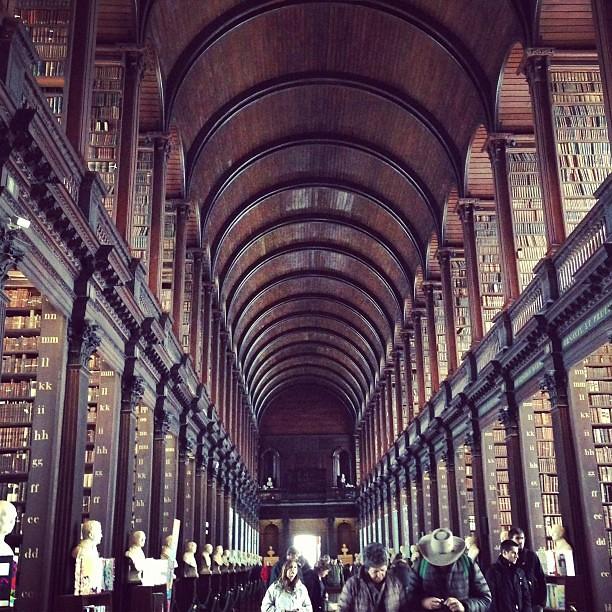Trinity College Library Dublin Wikipedia Trinity College Library