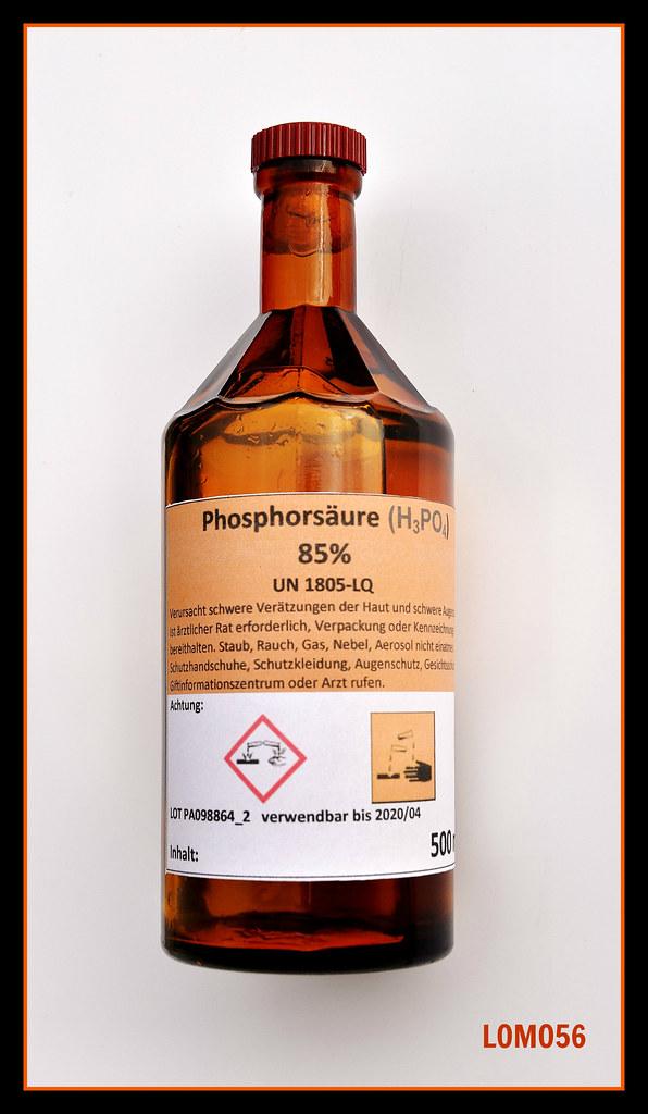 phosphors ure h3po4 die normale oder ortho phosphors u flickr. Black Bedroom Furniture Sets. Home Design Ideas