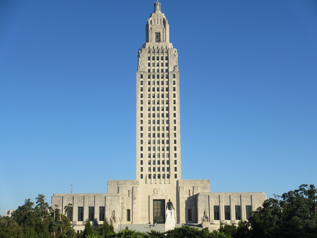 The Tallest State Capitol Building