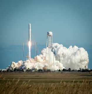 Antares Rocket Test Launch (201304210006HQ) | by NASA HQ PHOTO