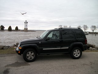 2005 Jeep Liberty CRD Diesel | by fredboness