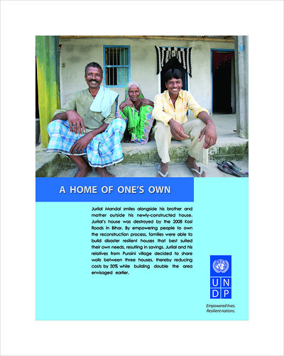 A Home of One's Own | by UNDP in India