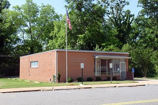 Plains, GA post office | by PMCC Post Office Photos