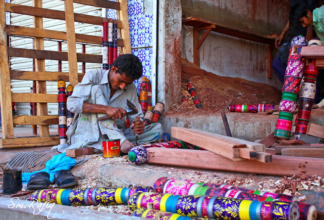 Hala Handicrafts The Hala Is Famous For Its Handicrafts Wh Flickr