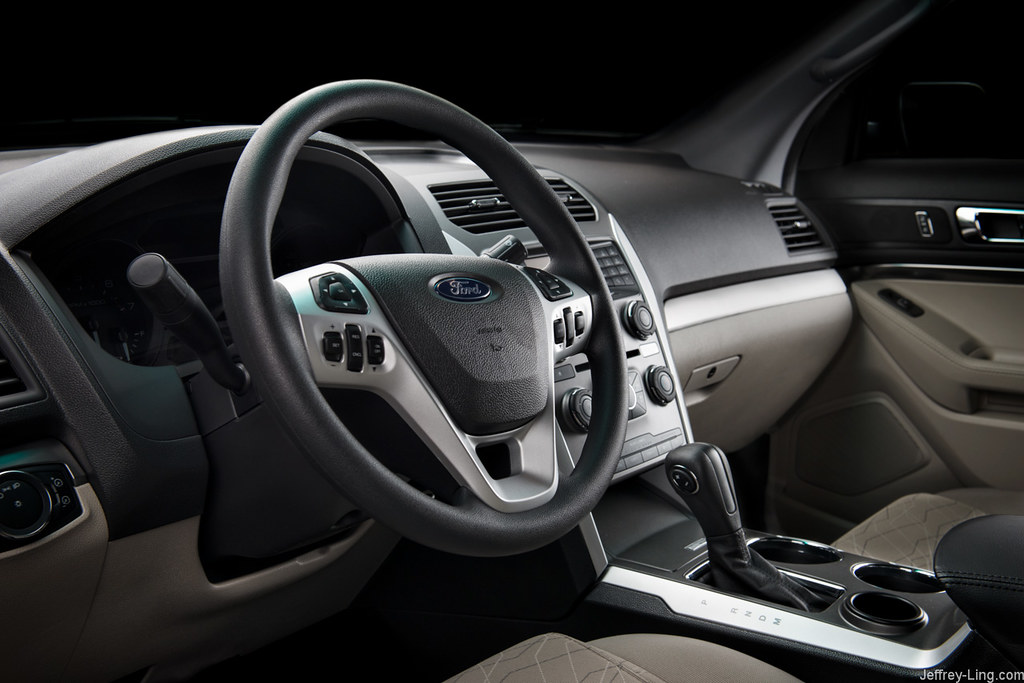 ... 2013 Ford Explorer Interior | By Thelucid1