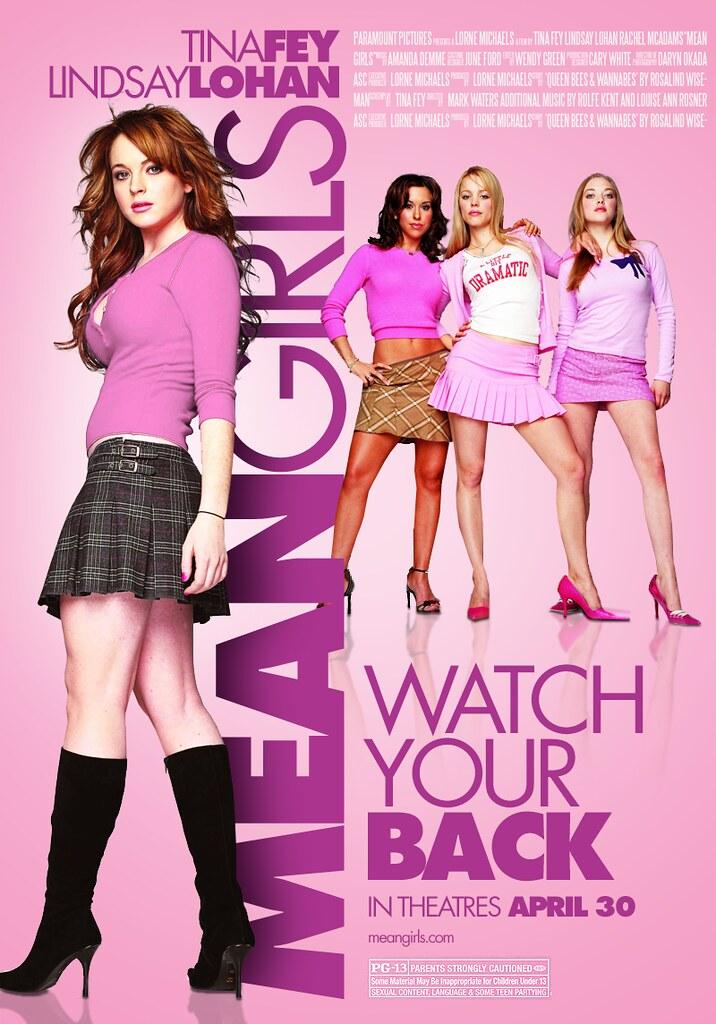 Mean Girls Poster | kmcgrath96 | Flickr Meangirls