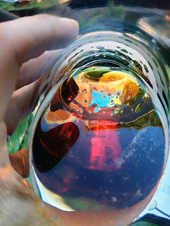 Spash of color in a beer glass, #1 | by Ryan Greenberg