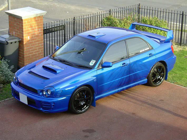 Subaru Wrx Forum >> Subaru Impreza WRX Bugeye | Cliff Judson | Flickr
