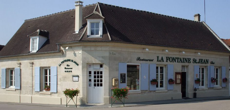 Bistrot de Pays de Saint Jean aux Bois La Fontaine Saint J  ~ Restaurant Saint Jean Aux Bois