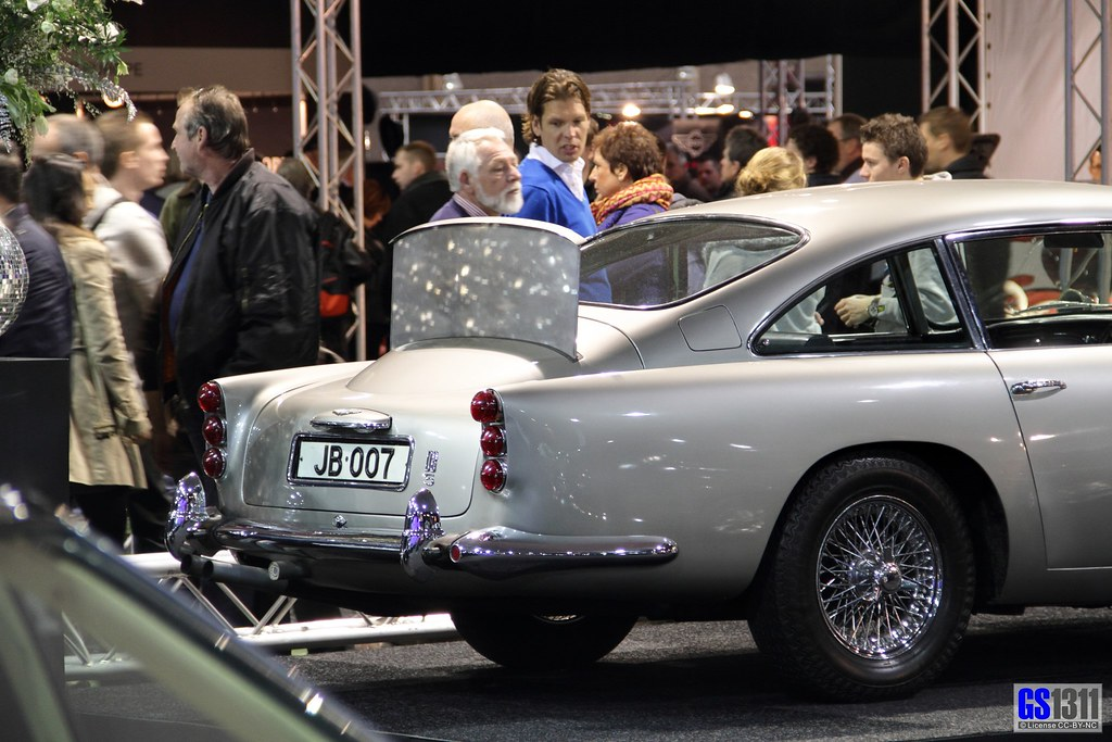 Used Luxury Cars >> 1964 Aston Martin DB5 James Bond Goldfinger | The Aston Mart… | Flickr