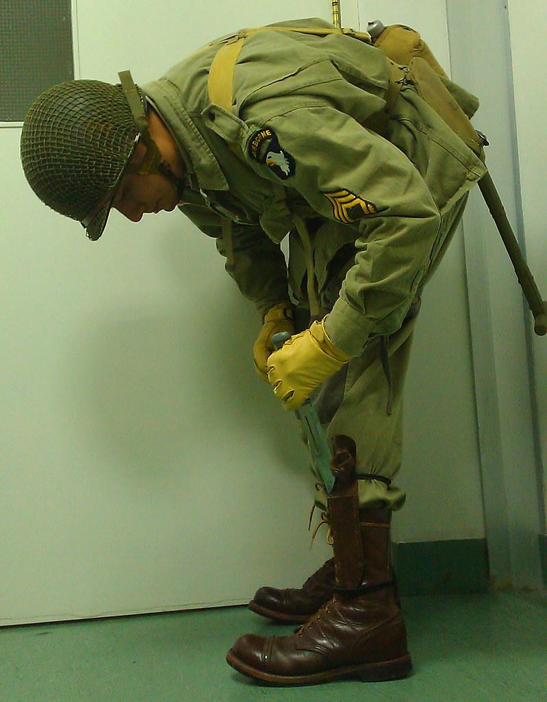 Ww2 Combat Uniforms Combat Uniforms With m1