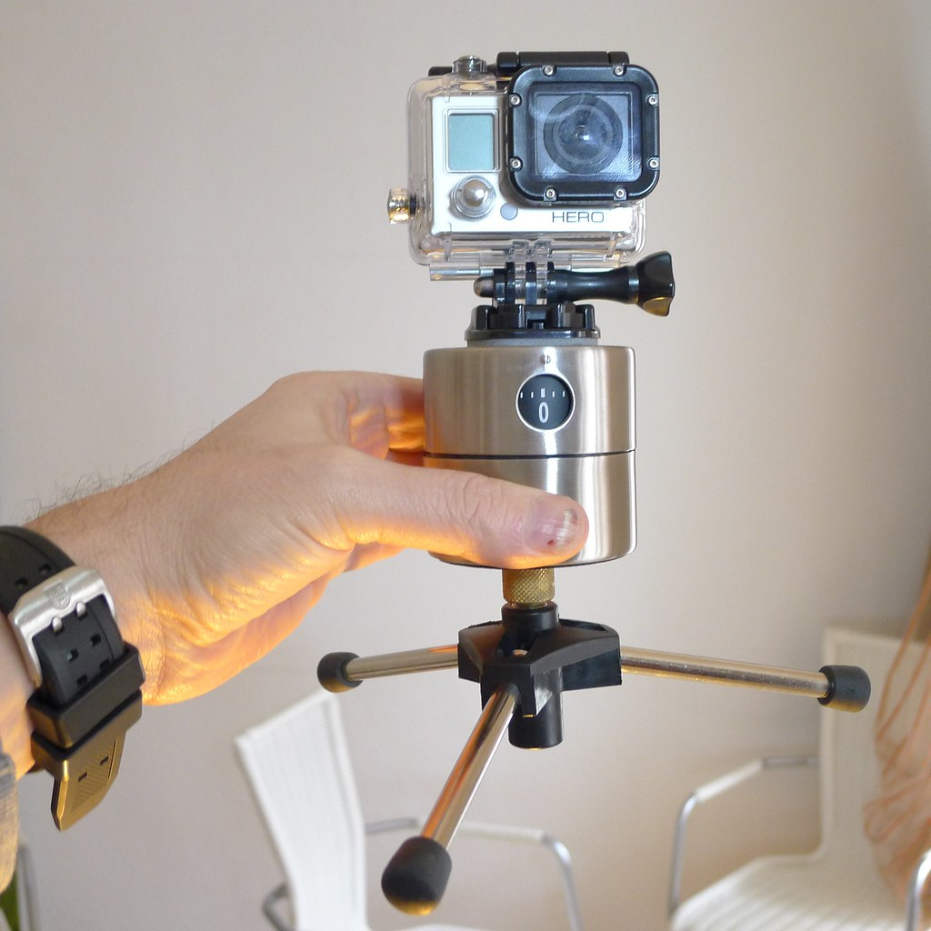 Mobile Gear: Ikea Time-lapse Go Pro Mod