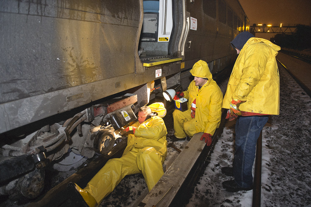 Long Island Train Derailment