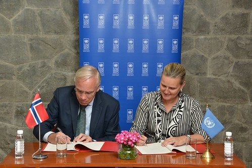 UNDP and Government of Norway Commit to Improving Maternal and Infant Healthcare Services | by UNDP in India