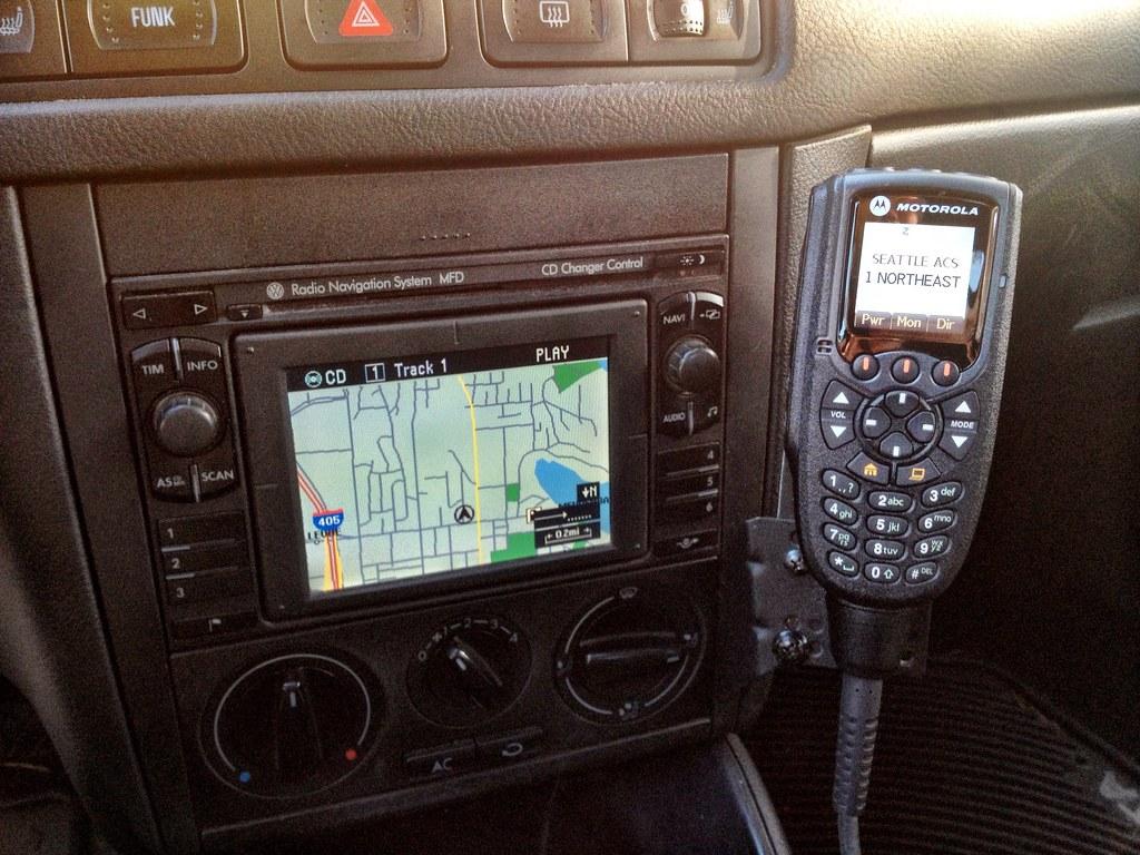 Cb Radio Location On A Soft Dash