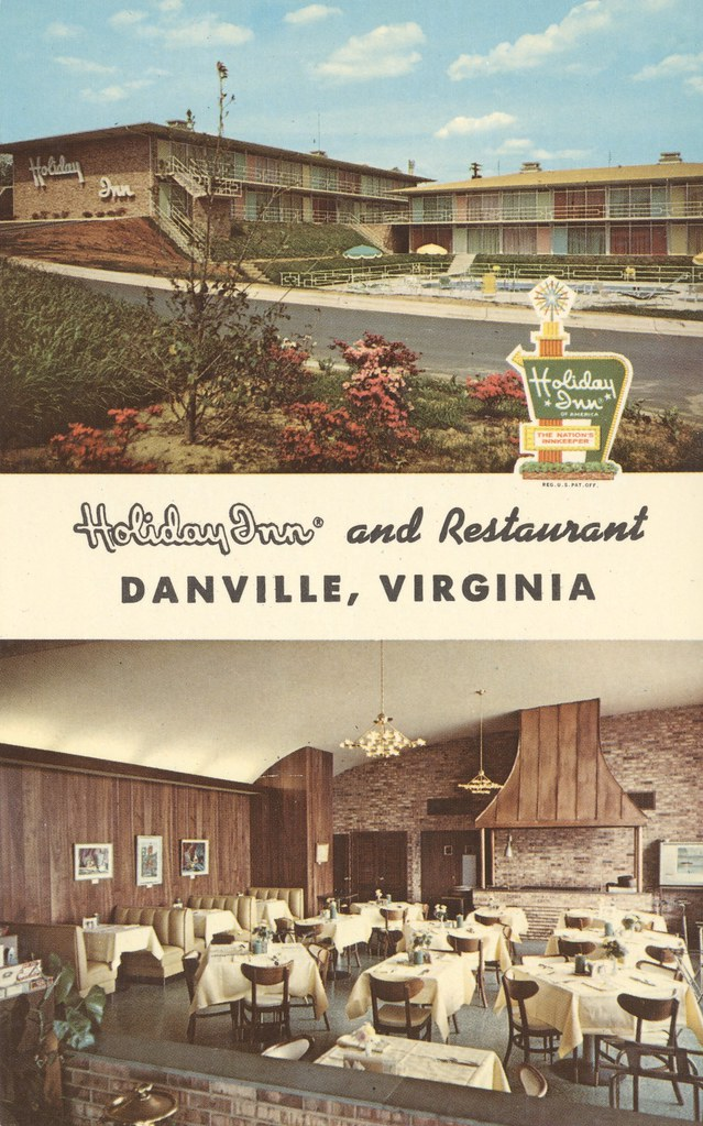 Holiday Inn and Restaurant - Danville, Virginia