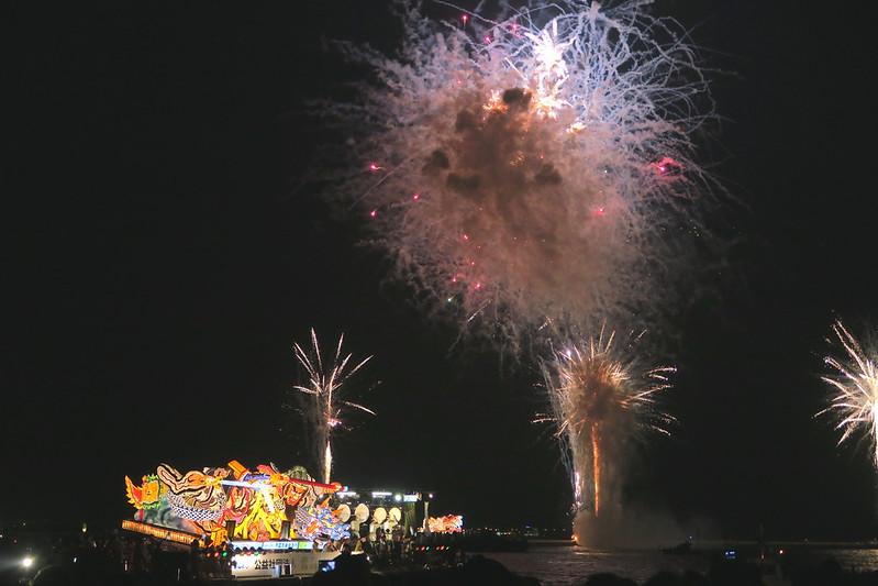 2016夏休み3〜青森花火大会