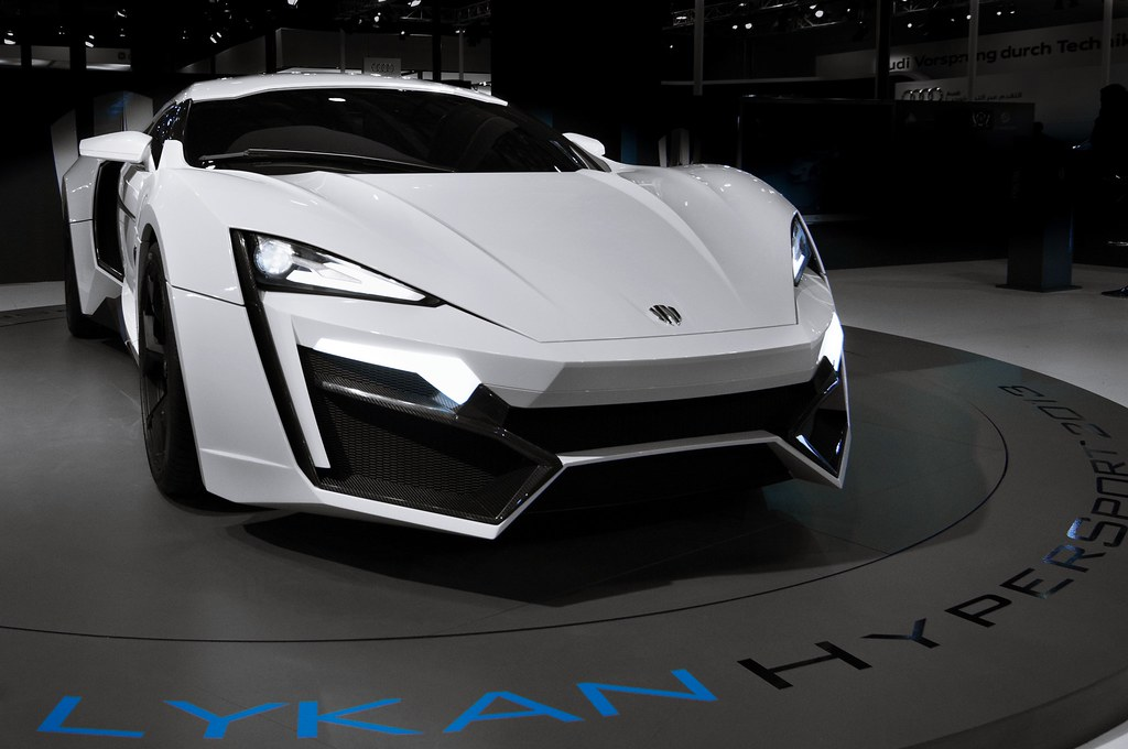3 4 Million Dollar Baby Lykan Hypersport At Qatar Motor S Flickr