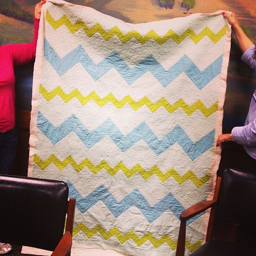 @jenniffier quilt from the #sacmqg meeting today, beautiful quilting Jennifer:-) | by rebeccasrags