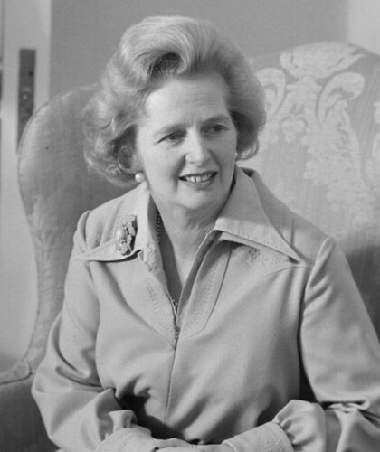 THE IRON LADY, MARGARET THATCHER | by roberthuffstutter