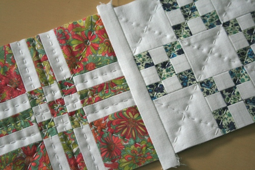 Quilt Blocks From Layer Cakes