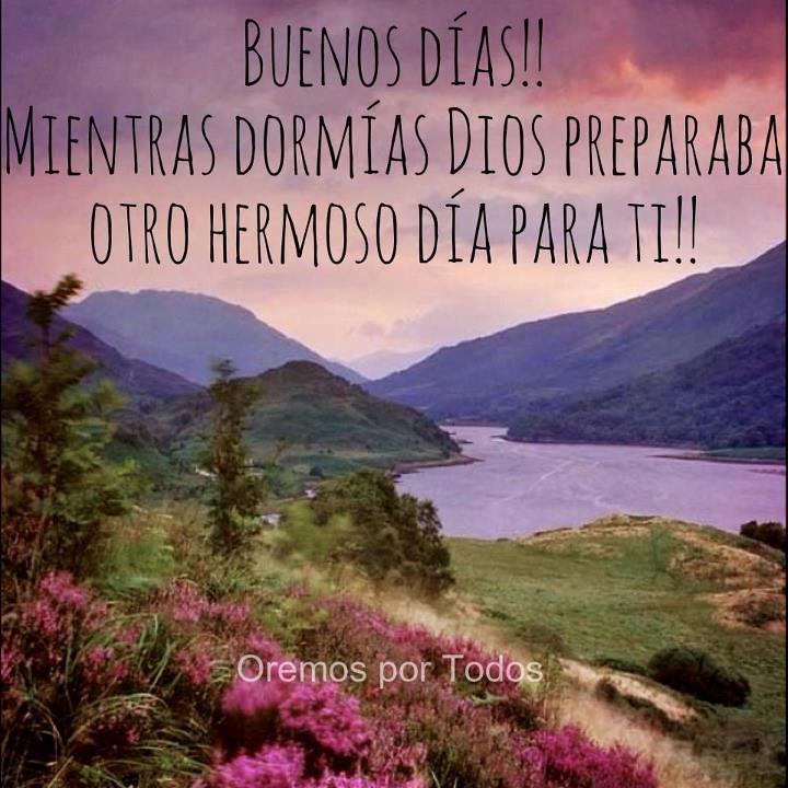 Buenos d�as! Dios los bendiga hermanos. www.guadaluperadio.com ...