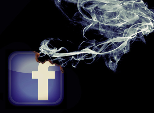 Facebook Burnout | by mkhmarketing