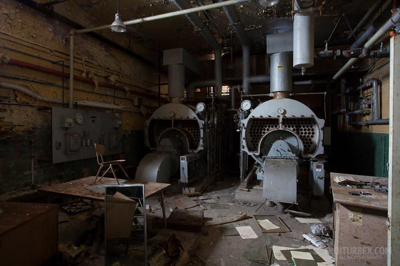Boiler Room Vr