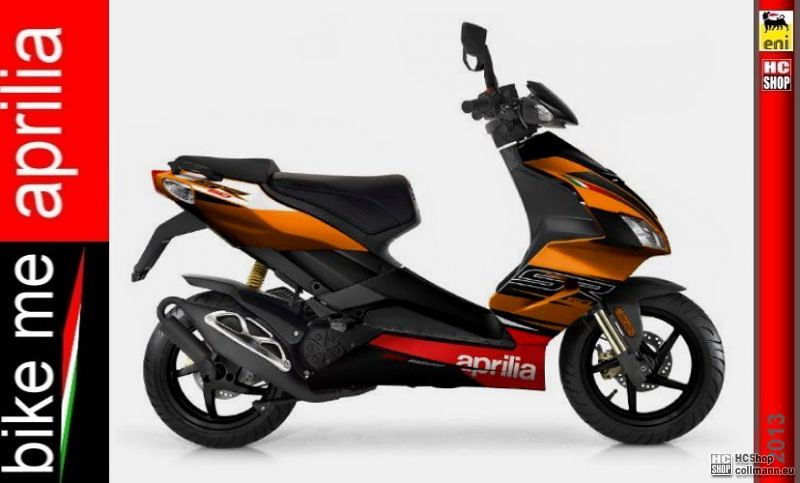 foto nr 1 aprilia sr 50 r 13 roller scooter hcshop. Black Bedroom Furniture Sets. Home Design Ideas