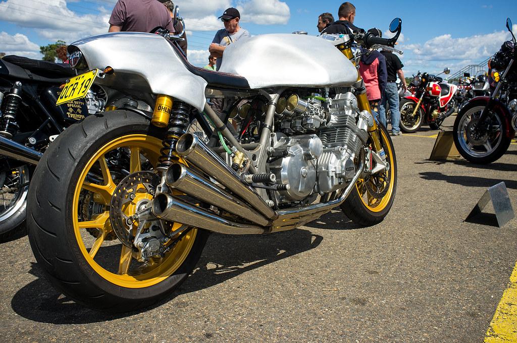 Custom >> Custom Honda CBX1000 Cafe Racer | Captured at the 2013 Barry… | Flickr