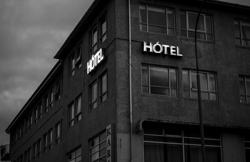 Hotel Bjork | by The_ Incredible_ Mr.E