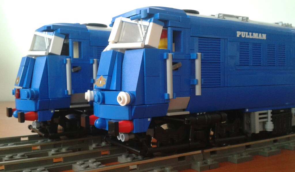 Image result for Blue Pullman