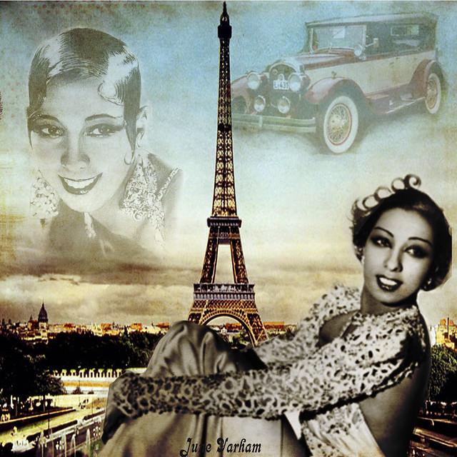 Paris 1920 39 s josephine baker made for a roaring 20 39 s for Josephine baker paris