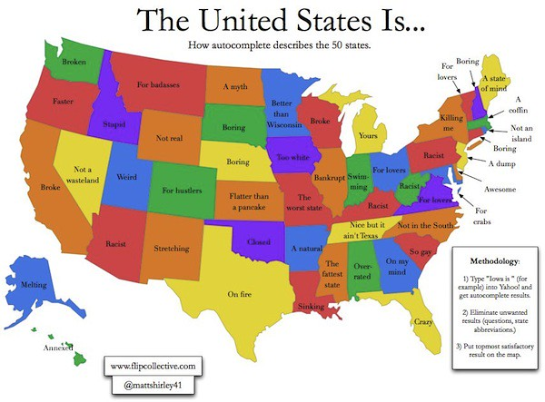 Fillable Map Of The United States - Simplue us map states