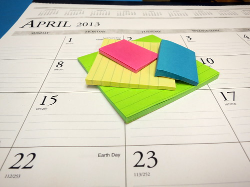 Desk calendar | by Rick Payette