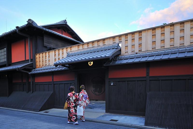 A stroll in Kyoto