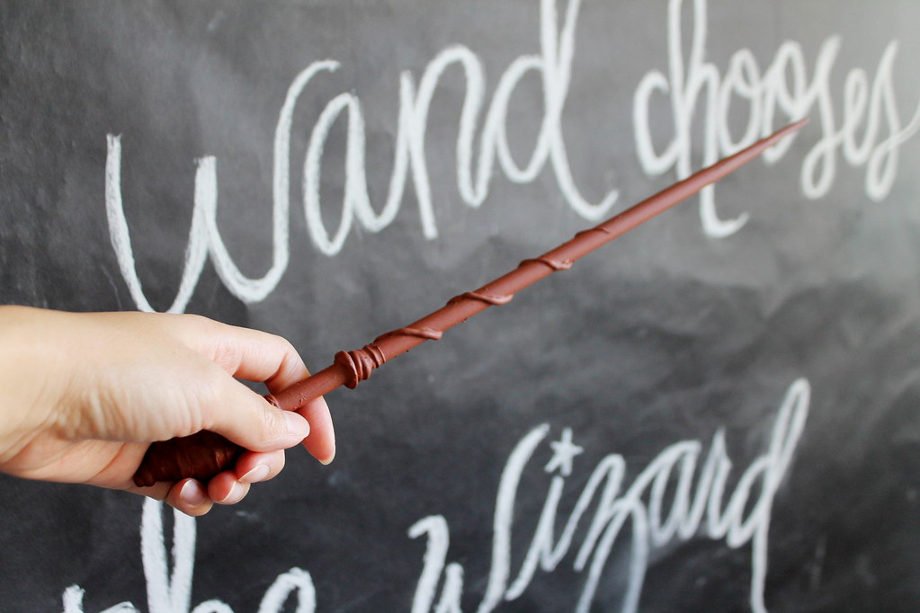 ollivanders wand workshop