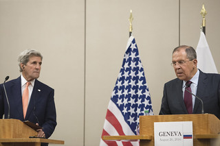 US/Russia talks on Syria | by UN Geneva