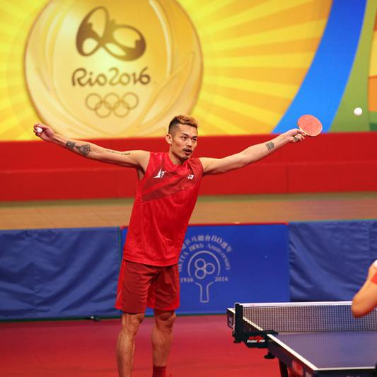 Lindane is not retiring: Lee Chong Wei will continue to play it, and I will continue to
