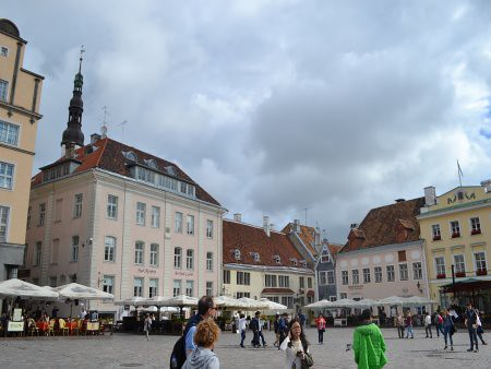 Tallinn piata Raekoja 4