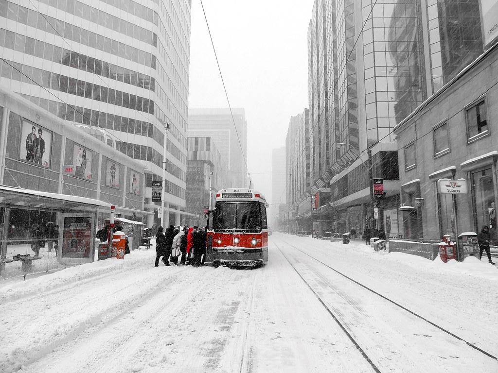 Snow Storm Toronto: Biggest Snow Storm Since 2008