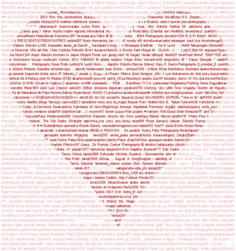 Happy Valentine's day! 2013 ♥  jacilluch's flickr friends