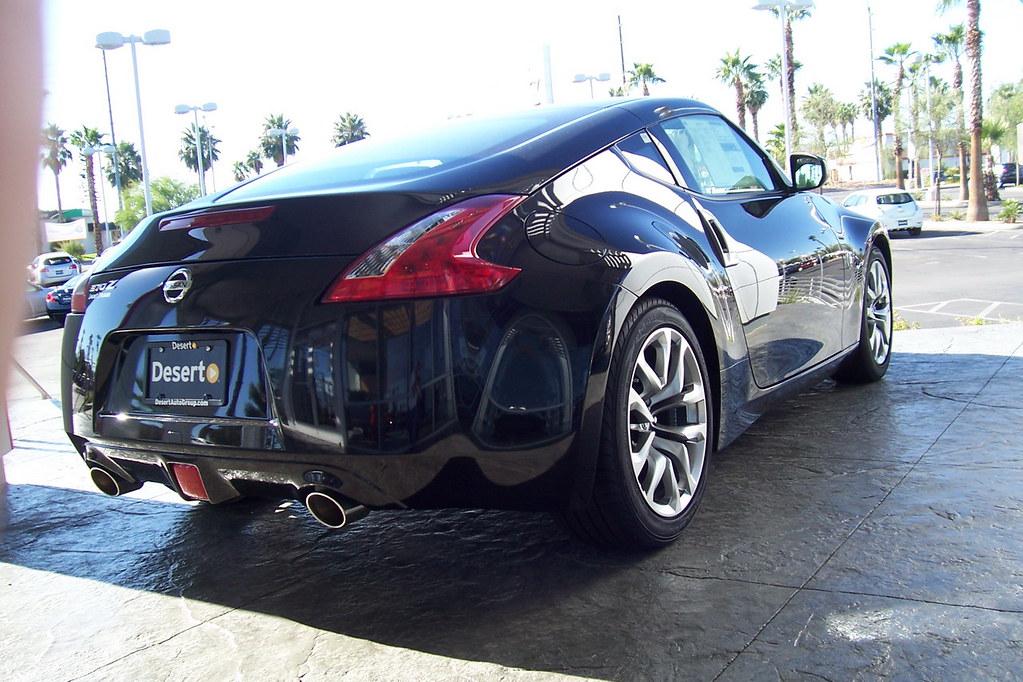 2013 Nissan 370z Coupe Magnetic Black 04 2013 Nissan 370z Flickr