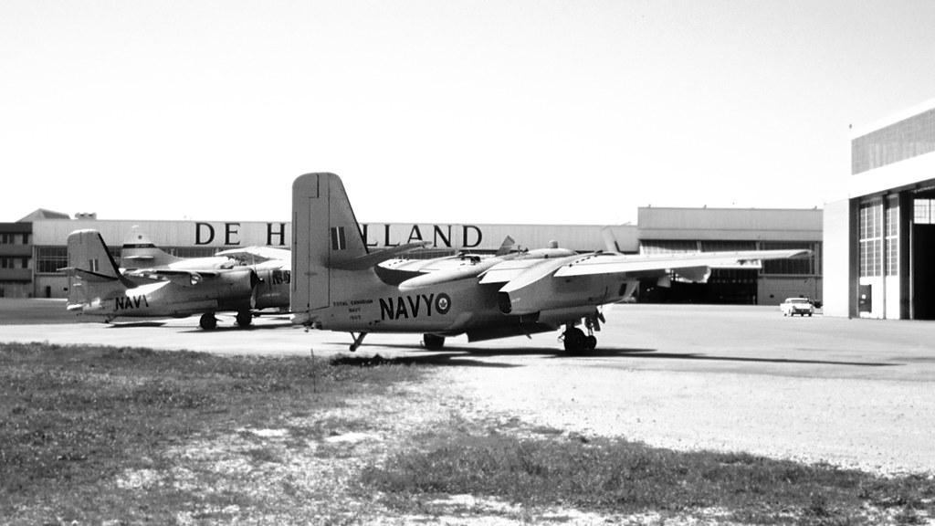 RCN De Havilland Canad...