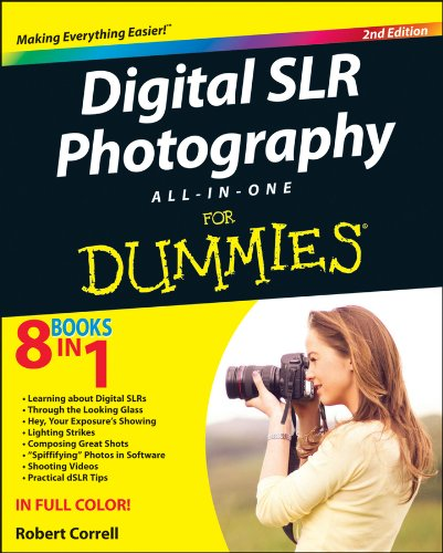 Digital Photography Book Cover : Book cover photo on digital slr photography for dummies