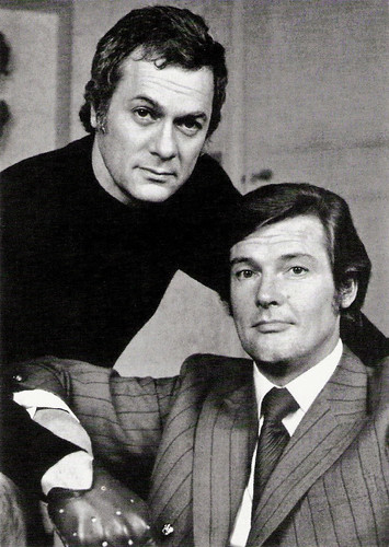 The Persuaders, Roger Moore, Tony Curtis