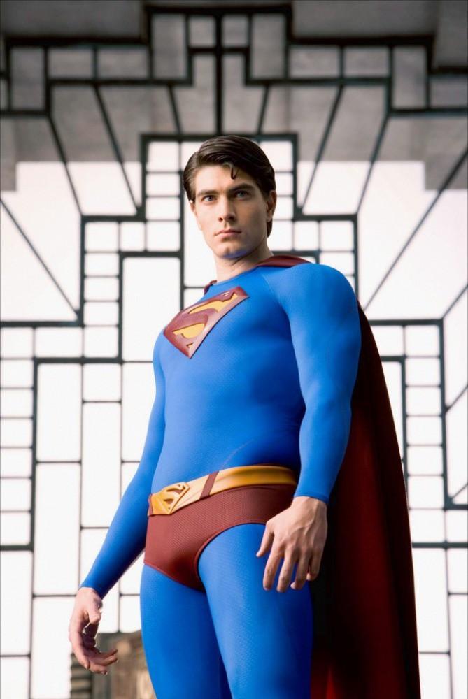 brandon routh superman - 669×1000