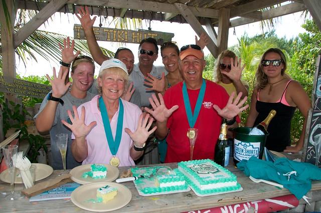 Green Short Challenge Cayman Islands