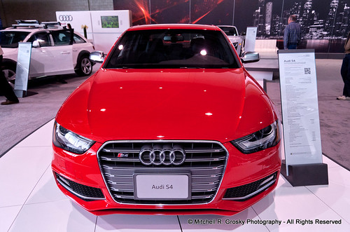 19-Red audi (1 of 1) | by mrgrosky