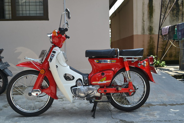 honda c70 flickr photo sharing